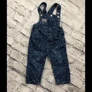 Girls 18 month Levi's overalls